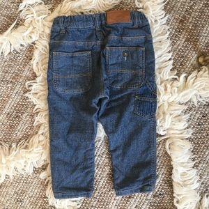 ZARA baby boy skinny jeans 👖